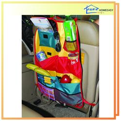 Auto back seat hanging bag, backseat car organizer