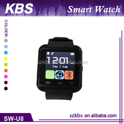 Fashionable 1.44inch Android U8 Smart Watch