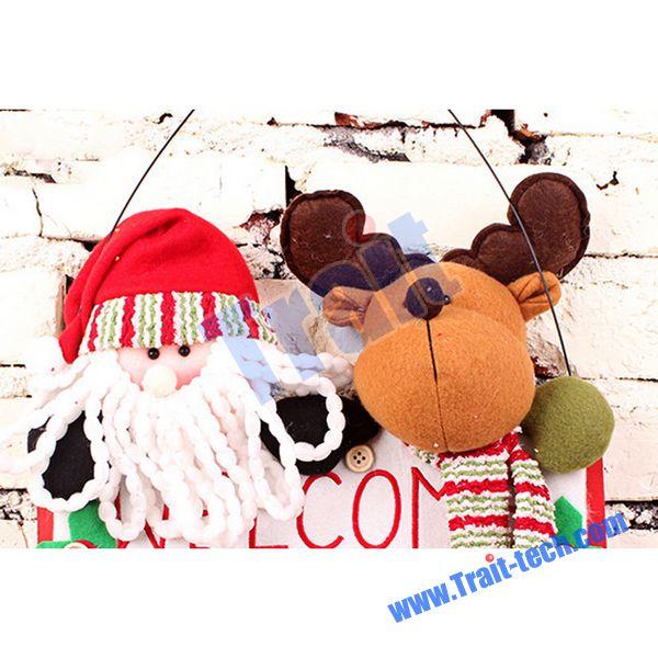 singing reindeer decoration | just b.CAUSE
