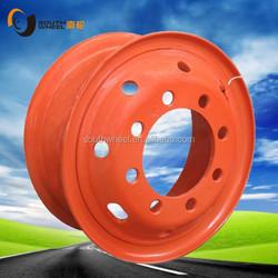 Truck steel wheel rim 7.50-20 manufacturers
