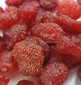 Forneça todos os tipos de frutas secas em pó integral morango com boa qualidade