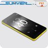 Original 5 inch quad core 2500mAh big battery android mobile phones no camera for wholesales