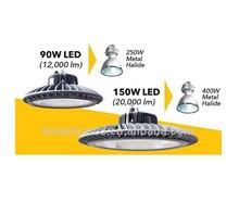 seeds coca MeanWell HBG Driver 120lm/w 150w led high bay light
