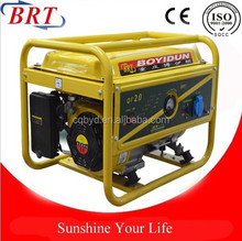 ISO9001 single phase portable generator parts