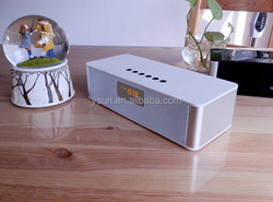 LED display bluetooth speaker, loud voice 10W high quality bluetooth speaker