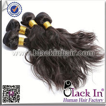 Golden Perfect Natural Style Bresilienne clip in hair extensions brazilian weave