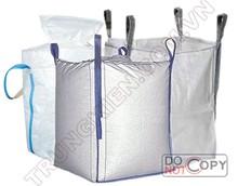 pp jumbo bag/pp big bag/ton bag for sand, building material, chemical, fertilizer, flour , sugar