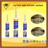 Chinese Manufacturer Neutral Weatherproof Curtain Wall Silicone Glass Sealant