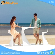 Supply all kinds of exam LED table stirrups,outdoor plastic LED table