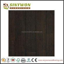 Charcoal Color Lacquered Bamboo Flooring