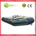 Pesados- dever pvc barco a remo inflável