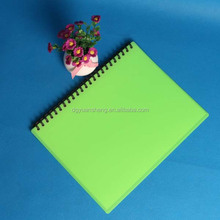 office stationary excellent quality plastic pockets file folder from dongguan
