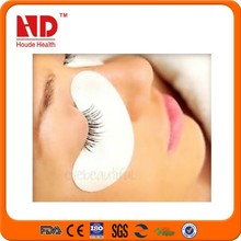 korea cosmetics gel eye pad lint free under eye gel patches for eyelash extension eyemix eye pads