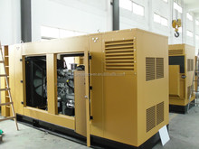 Tianjing Electric start 20kw to 150kw diesel generator portable 220V with canopy