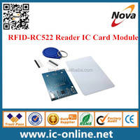 Electronic RFID RC522 Reader IC Card Module Tags SPI Interface