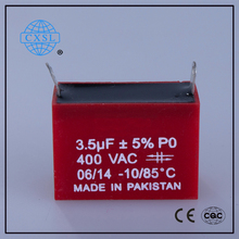 CBB61 Capacitor 25/70/21 15uf Mpp of Power Factor Compensation