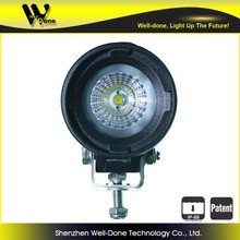 10W led work light 900 lm for tow truck, led oledone work light 900 lm for moto