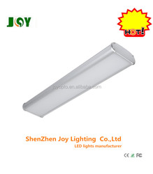 40W LED 4-Foot Linear Wrap Around, White 1200mm Led Linear Light