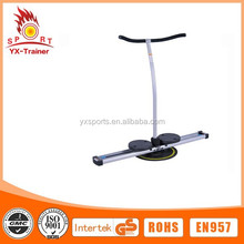 Newest fitness leg machine circle glide as seen on TV