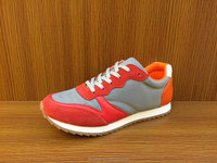 High quality fashionable and confortable lady sneakers with breathable net cloth lining2