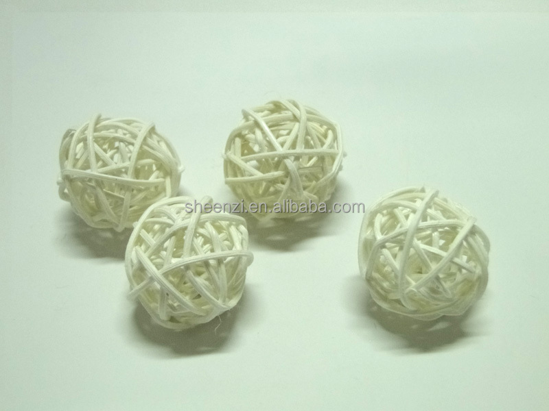 Green Rattan Ball For Decoration For Wholesaledecorative Balls For Mesmerizing Decorative Balls For Bowls Green