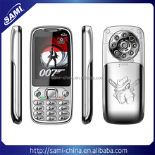 Hot Sale Low price 2.4inch china mobile phone Q007 dual sim slim mobile phone