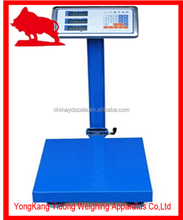 platform bench scale up to 300kg