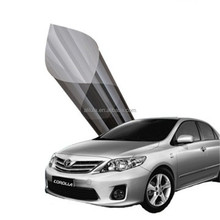 Black color 1ply anti-scratch solar Window Membrane for car/automobile