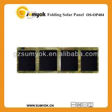 40 watts mono folding solar panel,high efficiency foldable solar panel for yatch
