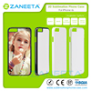 Hot Selling Wholesale 2D Printable Blank Sublimation Cell Phone Case For Apple iPhone 6s