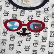 Latest fashion style kids clothes short sleeve cotton T-shirt
