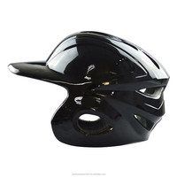 helmet factory, black baseball, european style safety helmet