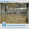 Prefabricated Large Span Steel Frame Structure Sports Hall
