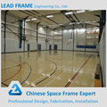 Pré-fabricada grande extensão estrutura de aço estrutura Sports Hall