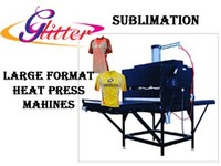 2014 new arrival large format heat transfer press machine