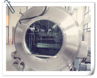 china industrial vacuum dryer for Xanthan gum