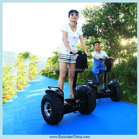 72 volt Adult Mini 2 Wheel Electric Chariot Balance Portable Scooter
