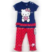 Cotton baby kids pajamas