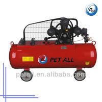 Model ZB0.36/8G 500L portable air compressor