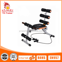 2015 new products folding home gym equipment as seen on TV ab equipment