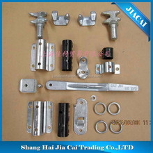 China price Stainless steel container door parts