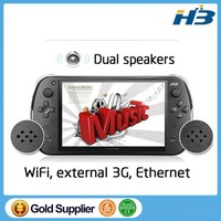 GamePad JXD S7800B Tablet PC Android 4.2 RK3188T Quad Core 7 inch 1280*800 IPS 2GB/16GB two Camera Game Player Consoles S7800