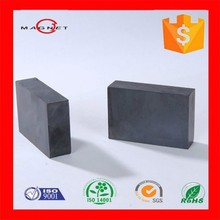 Disc,ring,cylinder,block,arc Shape and Industrial ferrite magnet block