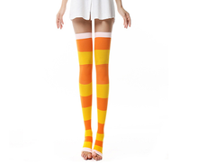 sleepping medical compression stockings Thigh High stockings blood circulation stockings with silicone band