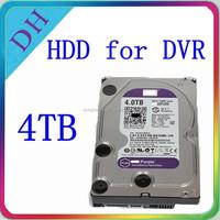 Original brand hard disk/sata hdd 4tb internal hard drive for CCTV/DVR/NVR