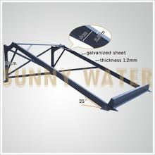 New style Solar energy bracket, Frame of Solar Water Heater galvanized steel