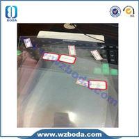 matte white Boda polyvinyl chloride cobra tarpaulin closed cell pvc board for packing
