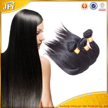 Wholesale 7a Grade Quality Guaranteed Natural Color Silky Straight 100 Raw Unprocessed Virgin Indian Hair