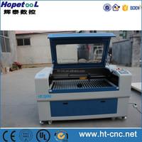 Low lost 2mm steel laser cutting machine with szie 1300*900mm