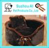 Beautiful Soft Decorative Bow Luxury Pet Dog Beds
